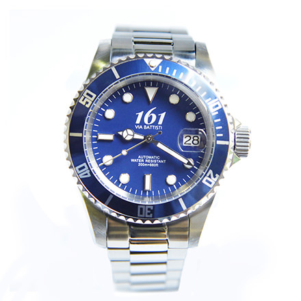 161-VIA-BATTISTI Diver Blu