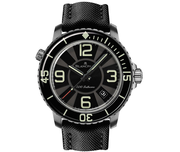 BLANCPAIN FIFTY-FATHOMS - 500 Fathoms
