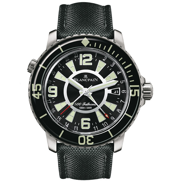 BLANCPAIN FIFTY-FATHOMS - 500 Fathoms GMT