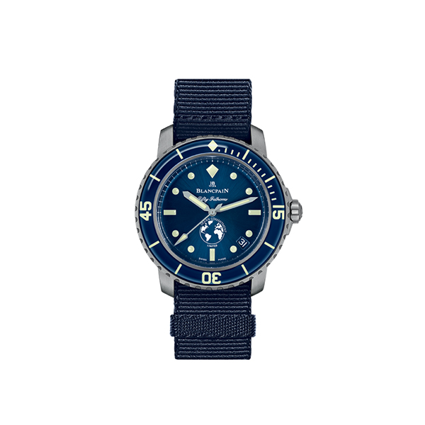 BLANCPAIN FIFTY-FATHOMS - Ocean Commitment III
