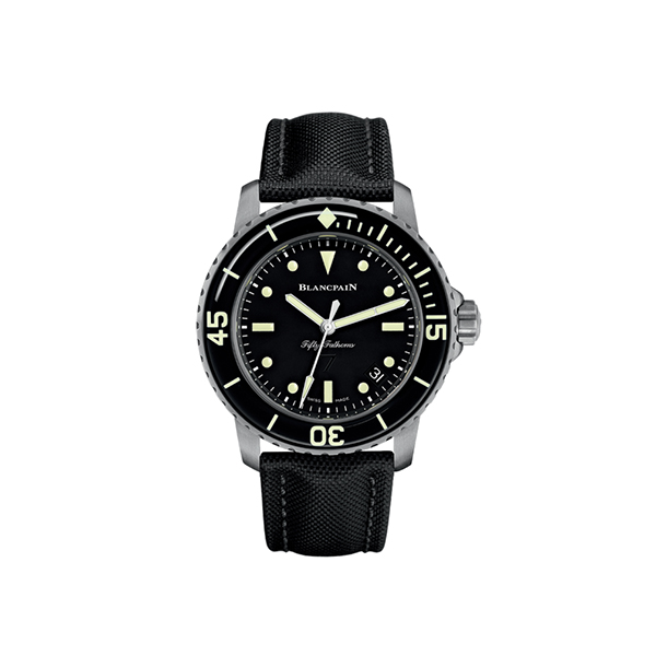 BLANCPAIN FIFTY-FATHOMS - Nageurs de combat Automatique