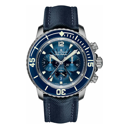 BLANCPAIN FIFTY-FATHOMS - CHRONOGRAPHE FLYBACK