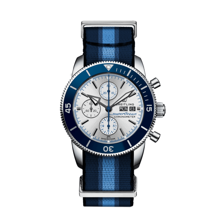 Orologio HERITAGE CHRONOGRAPH 44 OCEAN CONSERVANCY LIMITED EDITION