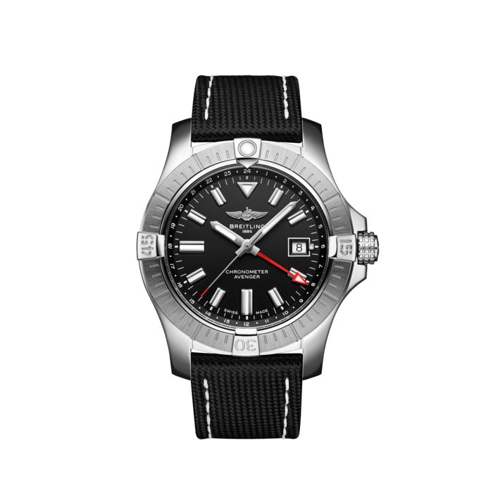 Orologio AVENGER AUTOMATIC GMT 43