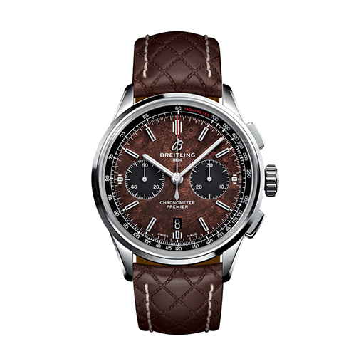 Orologio PREMIER B01 CHRONOGRAPH 42 BENTLEY CENTENARY LIMITED EDITION