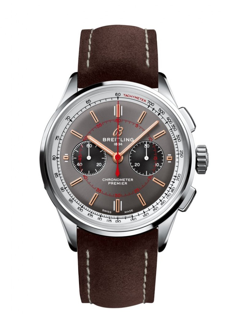 Orologio B01 CHRONOGRAPH 42 WHEELS AND WAVES LIMITED EDITION