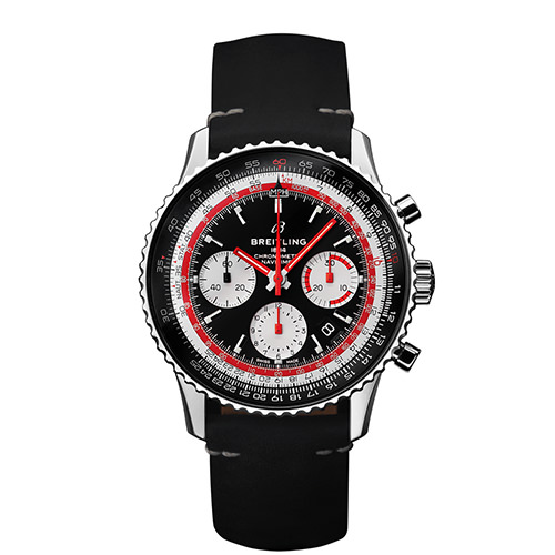 BREITLING NAVITIMER - NAVITIMER 1 B01 CHRONOGRAPH 43 AIRLINE EDITION - SWISS AIR