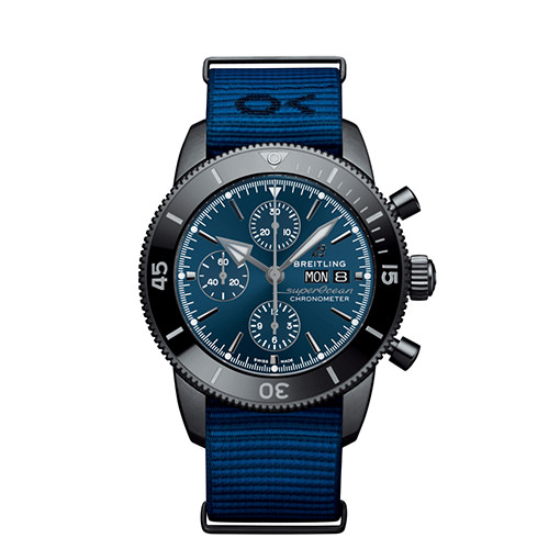 Orologio SUPEROCEAN HÉRITAGE II CHRONOGRAPH 44 OUTERKNOWN