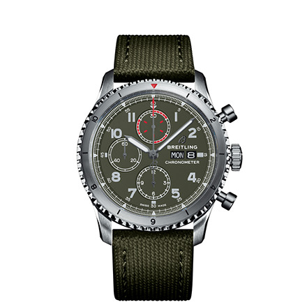 Orologio AVIATOR 8 B01 CHRONOGRAPH 43 CURTISS WARHAWK