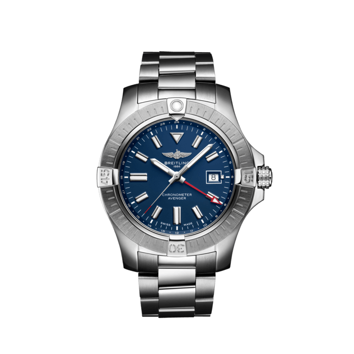 Orologio AVENGER AUTOMATIC GMT 45