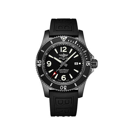Orologio SUPEROCEAN AUTOMATIC 46 BLACKSTEEL