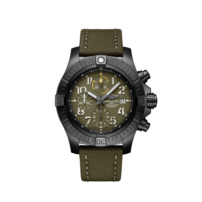 Orologio AVENGER CHRONOGRAPH 45 NIGHT MISSION
