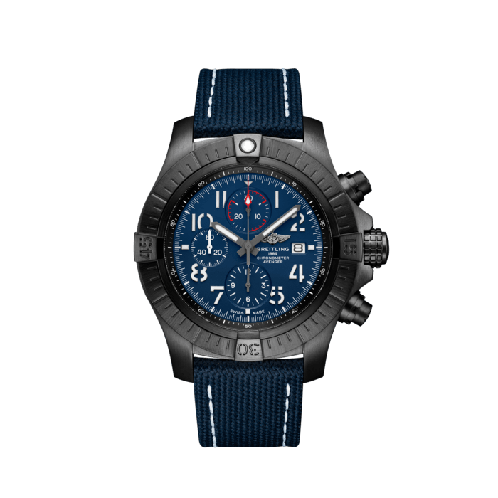 Orologio SUPER AVENGER CHRONOGRAPH 48 NIGHT MISSION