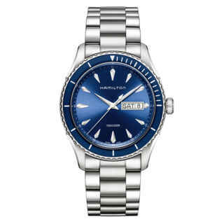 Orologio seaview day date blu