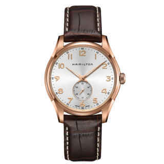 Orologio thinline small second oro rosa