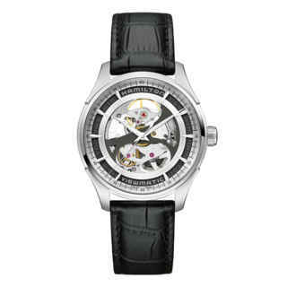 Orologio viewmatic skeleton gent nero