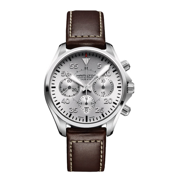 HAMILTON KHAKI-AVIATION - KHAKI AVIATION PILOT AUTO CHRONO