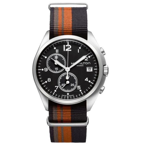 HAMILTON KHAKI-AVIATION - pioneer chrono multicolore