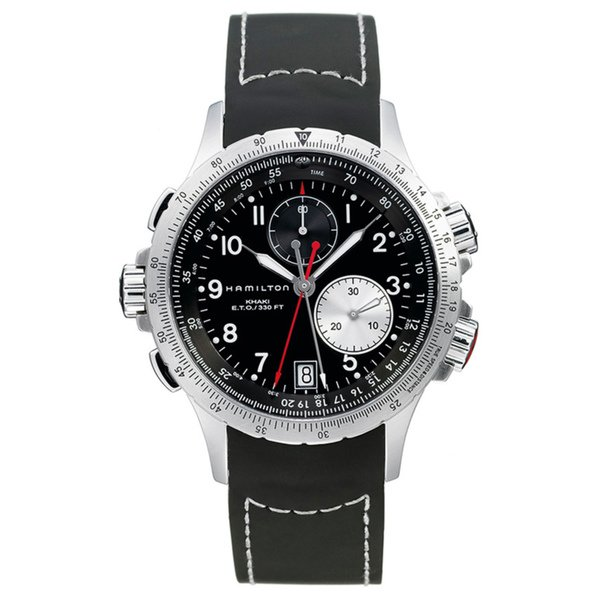 HAMILTON KHAKI-AVIATION - KHAKI AVIATION ETO CHRONO QUART