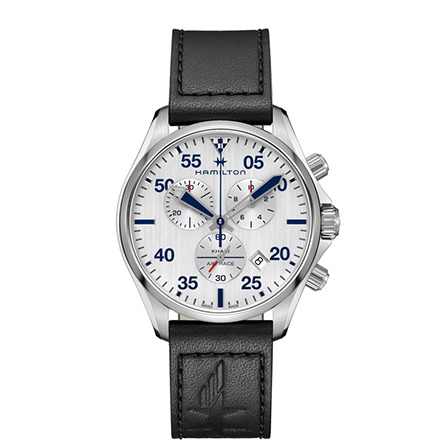 HAMILTON KHAKI-AVIATION - KHAKI PILOT CHRONO QUARTZ