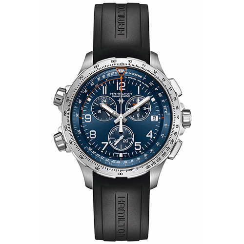 HAMILTON KHAKI-AVIATION - Khaki Pilot X-Wind Chronograph