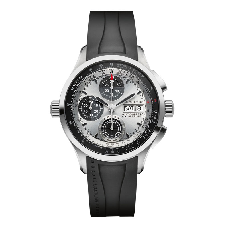 HAMILTON KHAKI-AVIATION - X-Patrol Auto Chrono