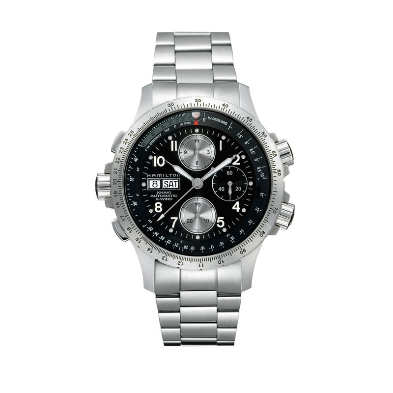 HAMILTON KHAKI-AVIATION - X-Wind Auto Chrono