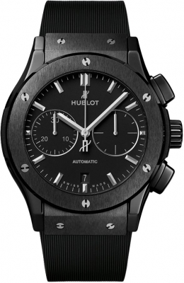 HUBLOT Chronograph Black Magic