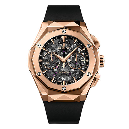 HUBLOT AEROFUSION CHRONOGRAPH ORLINSKI KING GOLD 45 mm