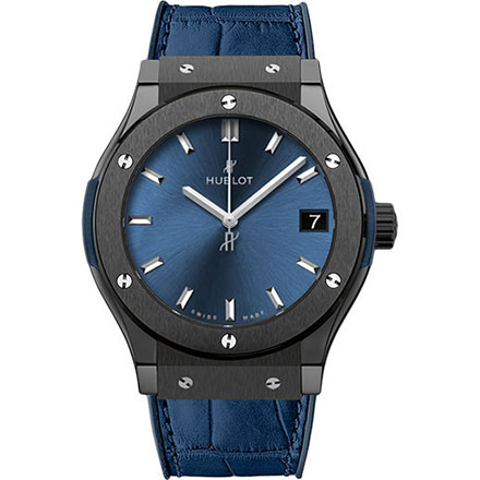 HUBLOT CERAMIC BLUE