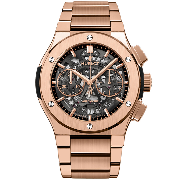 HUBLOT Aerofusion King Gold Bracelet