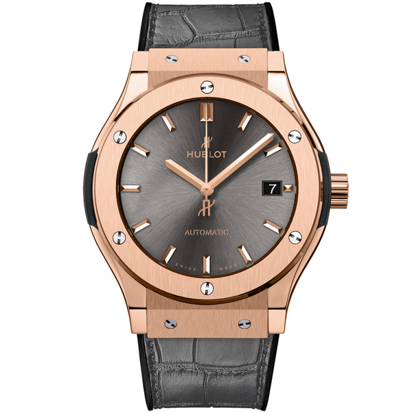 HUBLOT Racing Grey King Gold