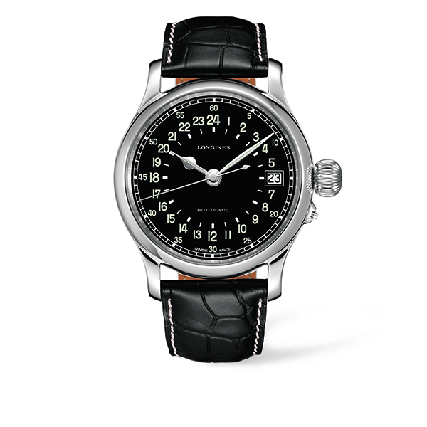 LONGINES HERITAGE - TWENTY-FOUR HOURS