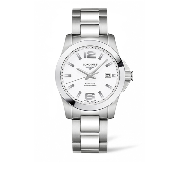 LONGINES CONQUEST - Conquest 39mm Automatico