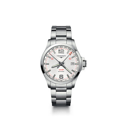 LONGINES CONQUEST - CONQUEST V.H.P. 43 MM QUARZO