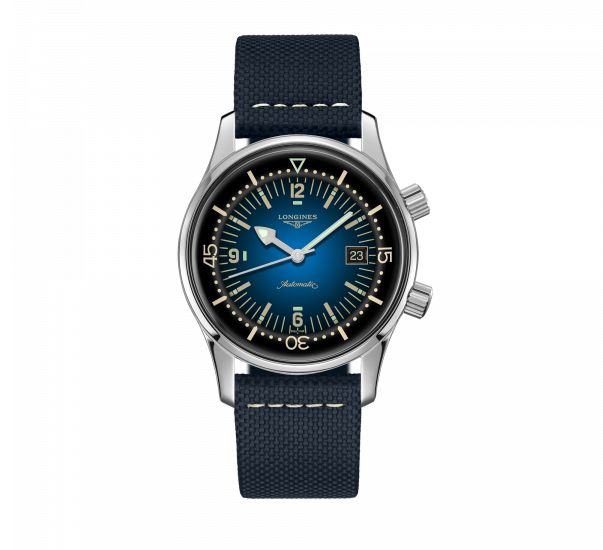 LONGINES HERITAGE - The Longines Legend Diver