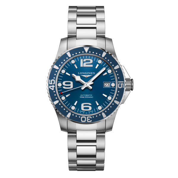 LONGINES HYDROCONQUEST - 39.00 mm