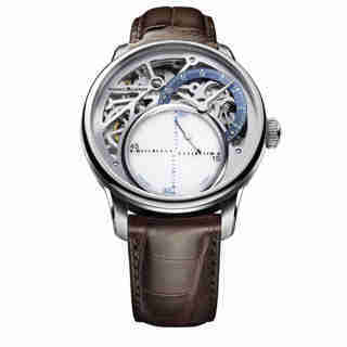 MAURICE-LACROIX MASTERPIECE - Masterpiece Mysterious Seconds