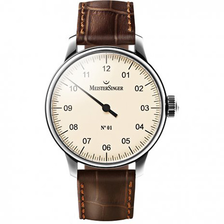 MEISTERSINGER classic - No.01 Ivory