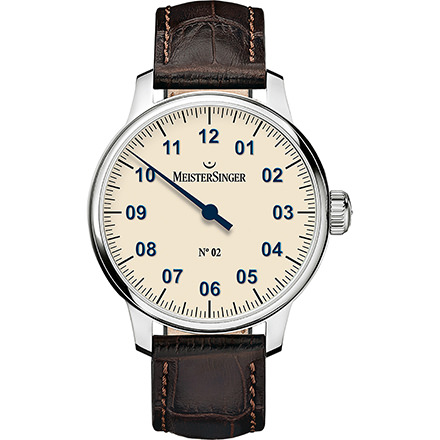 MEISTERSINGER classic - No.02
