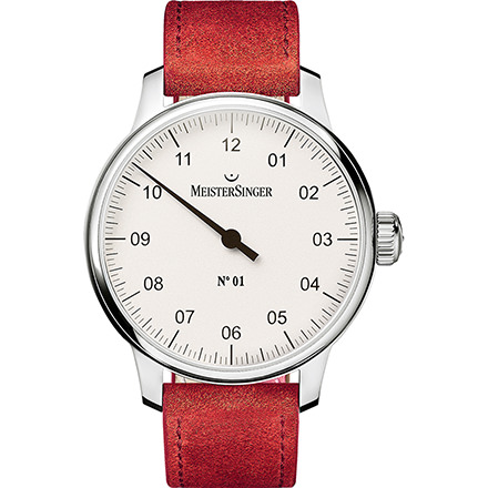 MEISTERSINGER classic - No.01 - 40 mm