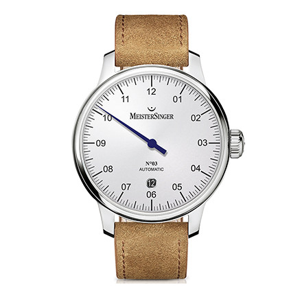MEISTERSINGER classic - No.03 - 40 mm