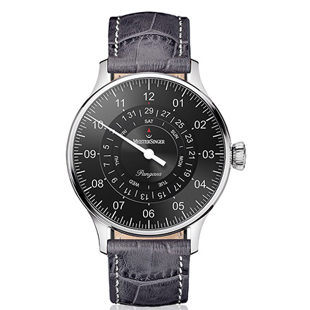 MEISTERSINGER CLASSIC PLUS - Pangaea Day Date