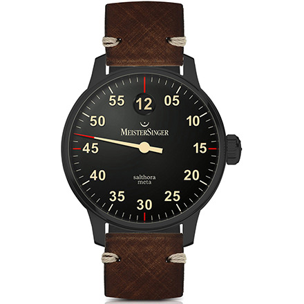 MEISTERSINGER CROSS LINE - Black Line
