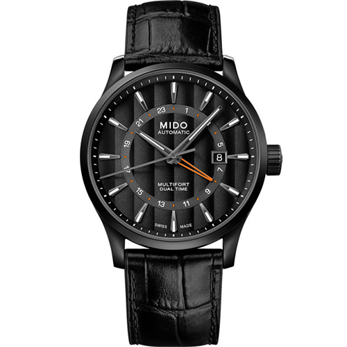 Orologio MULTIFORT DUAL TIME