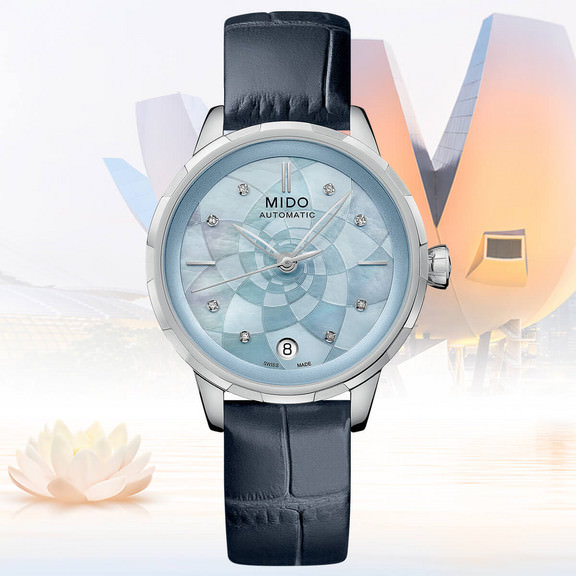 Orologio Rainflower
