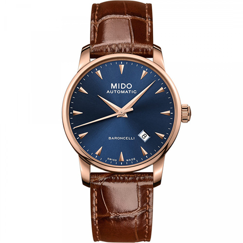 MIDO BARONCELLI - BARONCELLI MIDNIGHT BLUE GENT