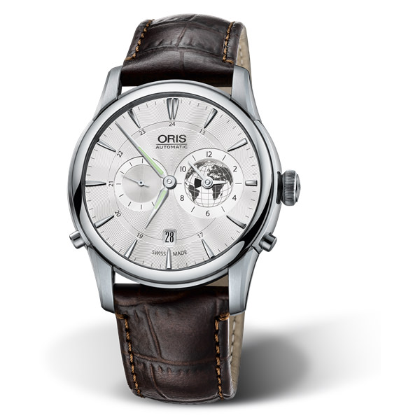 ORIS CULTURA - ORIS GREENWICH MEAN TIME LIMITED EDITION