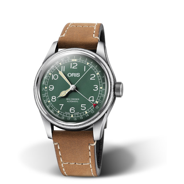 ORIS AVIAZIONE - BIG CROWN D.26 286 HB-RAG ORIS LIMITED EDITION