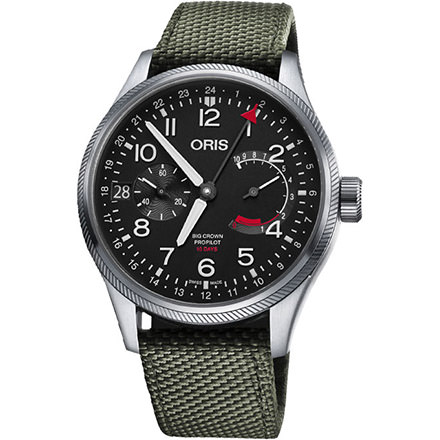 ORIS AVIAZIONE - ORIS BIG CROWN PROPILOT CALIBRE 114